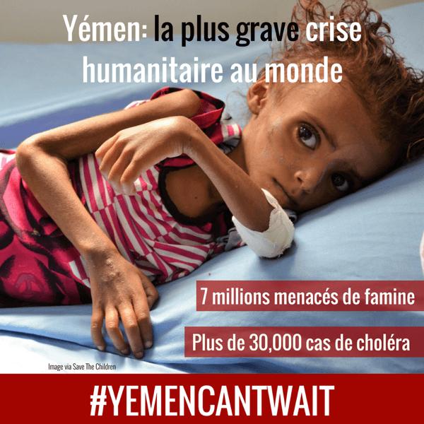 Yemen can't wait