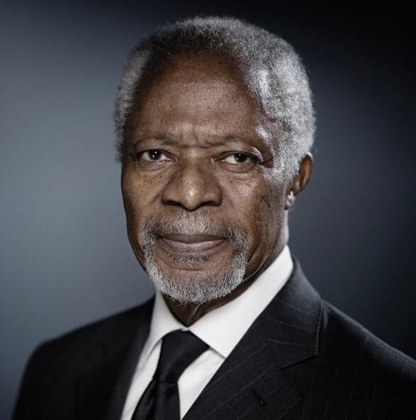 Kofi Annan, 1938–2018. Champion of the Responsibility to Protect