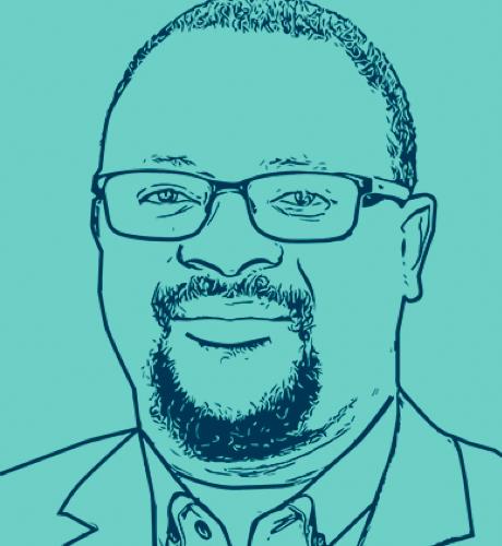 Arnold Tsunga - président
