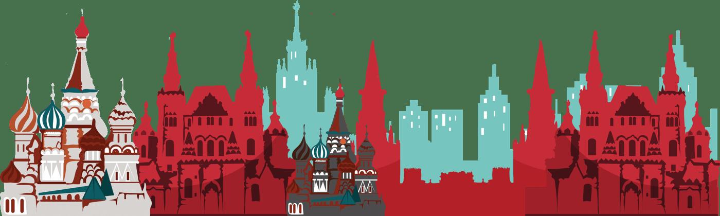 Illustration de Moscou