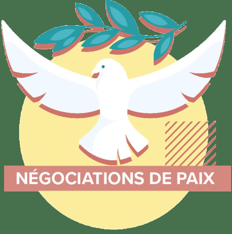 Négociations de paix