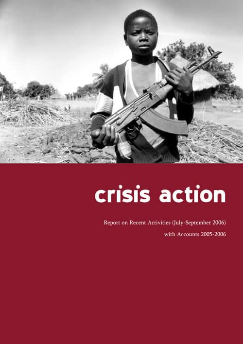 Crisis Action 2005-06 annual report