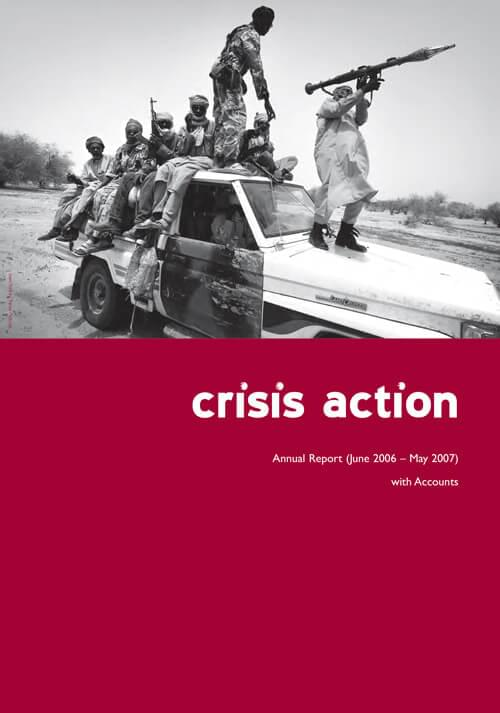 Crisis Action 2006-07 annual report