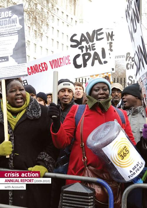 Crisis Action 2009-10 annual report