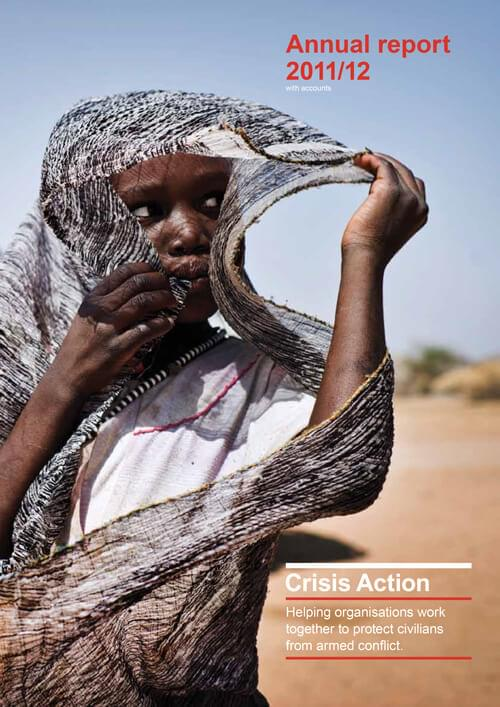 Crisis Action 2011-12 annual report