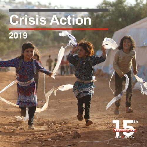 Crisis Action 2019 annual report